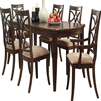 Fantastic Amazon Com Dining Table Set For 6 Cherry Oak Dining Room Gmtry Best Dining Table And Chair Ideas Images Gmtryco