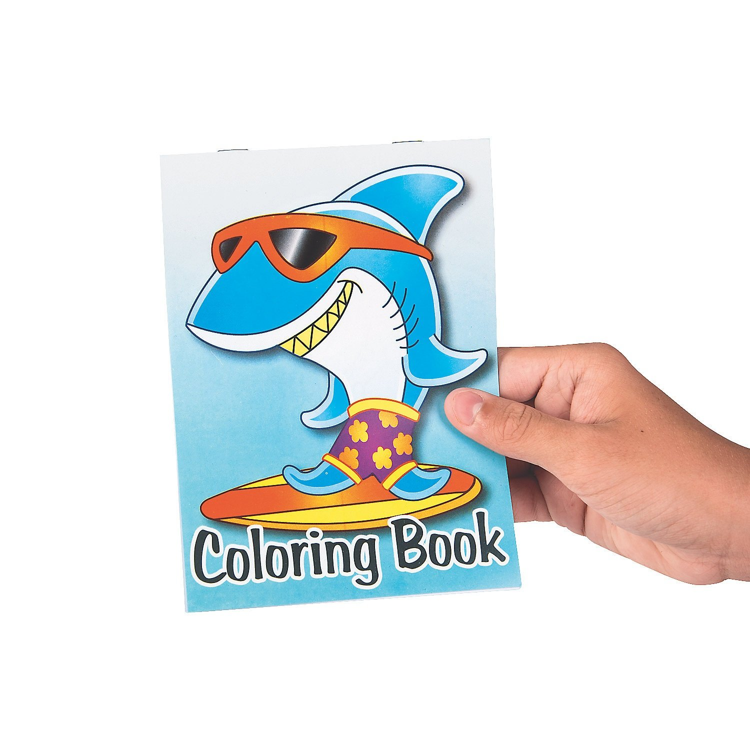 """Amazon.com: OTC - Kid's Coloring Books 5"""" x 7"""" - Great Party Favors! (12- Pack): Toys & Games"""