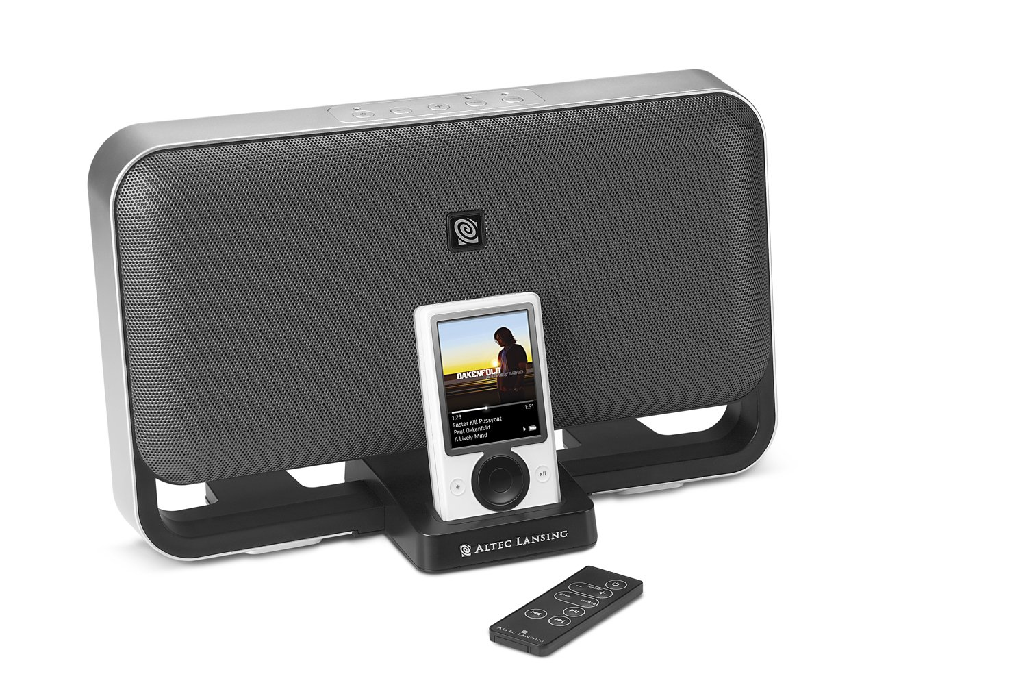 Altec Lansing M604 Powered Audio System for Zune by Altec Lansing (Image #2)