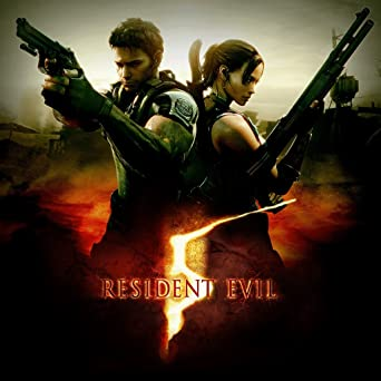 resident evil 5 ps4 digital code
