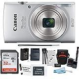 Canon PowerShot ELPH 180 20 MP Digital Camera...