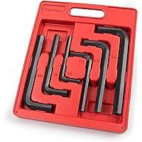 TEKTON Jumbo Hex Key Wrench Set, Inch, 3/8-Inch - 3/4-Inch, 6-Piece | 2535