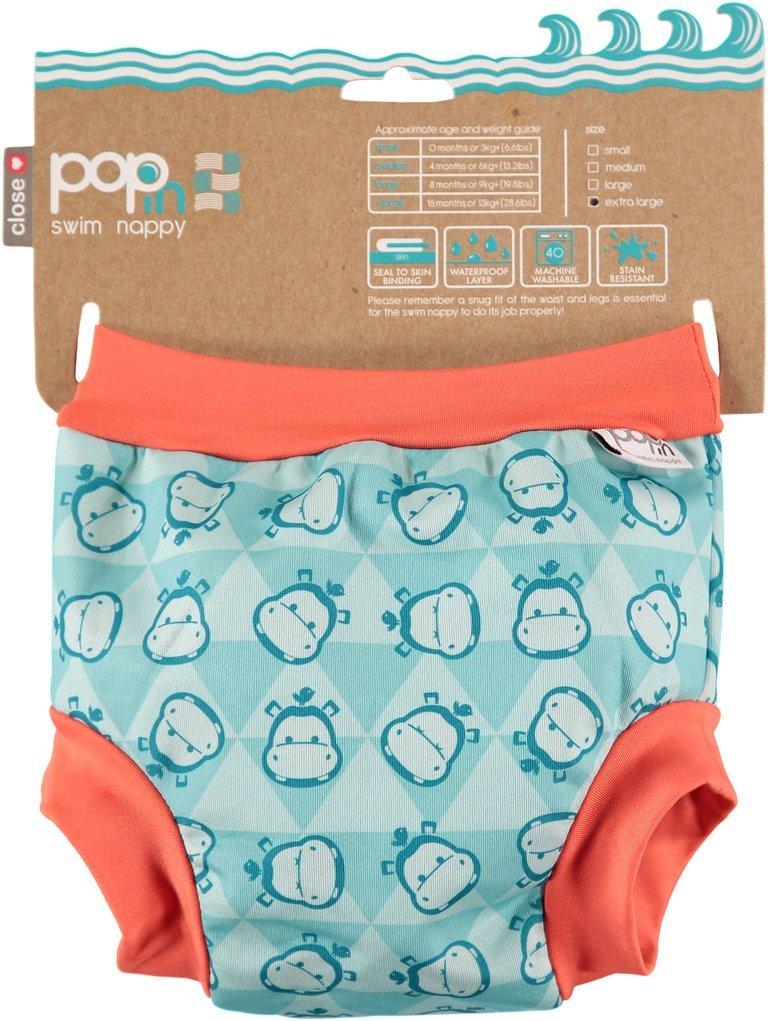 Pop In Swim Nappy Medium, Kokeshi Doll
