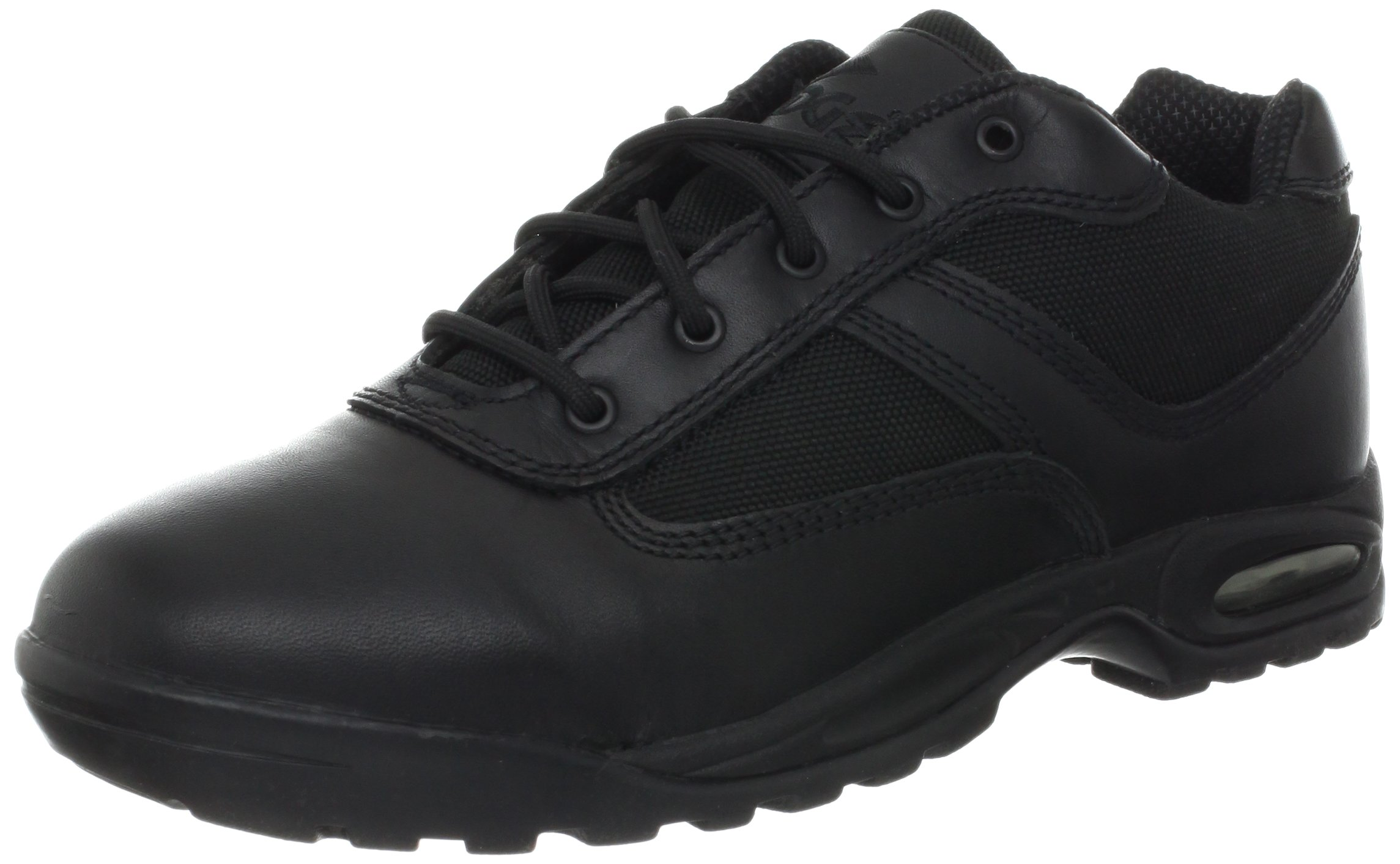 Ridge Footwear Men's Air-Tac Shoe,Black,7 W US