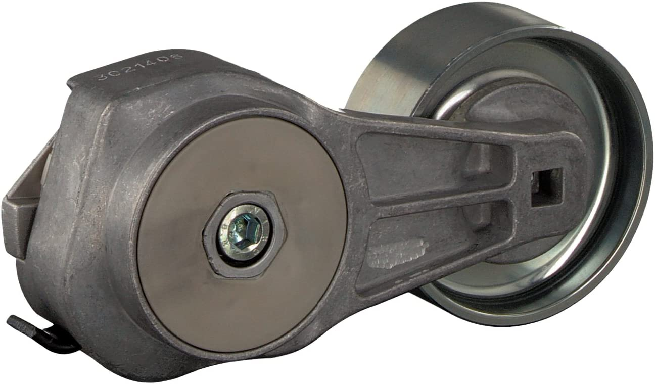 febi bilstein 30482 Tensioner Assembly for auxiliary belt pack of one
