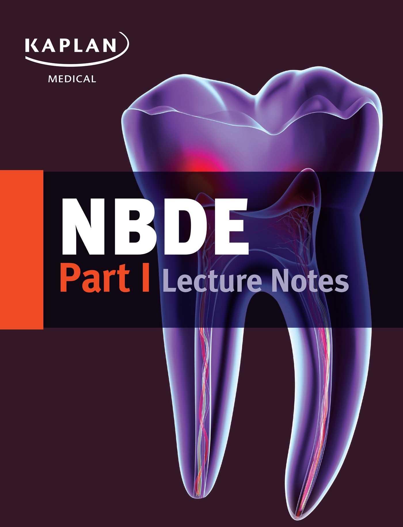 Nbde Part I Lecture Notes (Kaplan Test Prep): Amazon.co.uk: Kaplan Medical:  9781506207834: Books