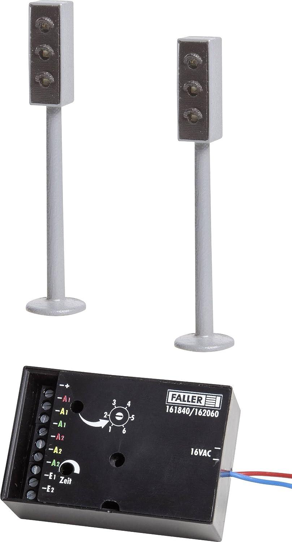 Faller H0 FA 2 LED-AMPELN MIT Elektronik