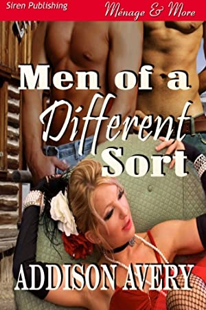 book cover of Men of a Different Sort