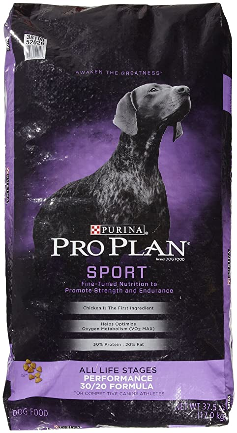 Purina Pro Plan Sport All Life Stages Performance 30/20 Formula - 37.5 lb.