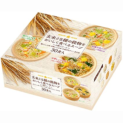 Amazon | ひかり味噌 玄米と5種...