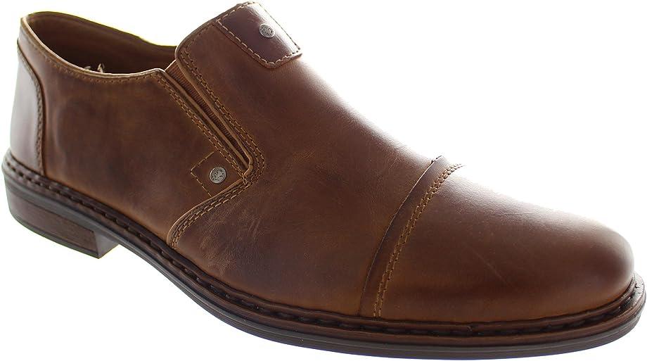 Rieker 17672-25, Herren Mokkasins braun braun: Amazon.de: Schuhe &  Handtaschen