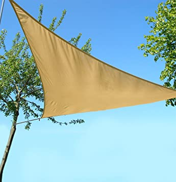 Vivo Triangle Sail Sun Shade Garden Patio Party Sunscreen Awning