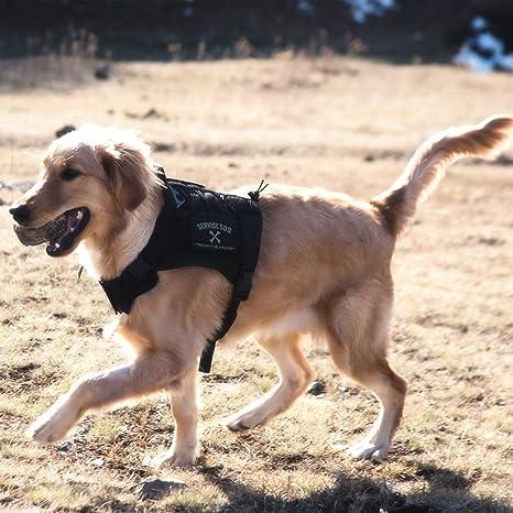 military dog harness vest