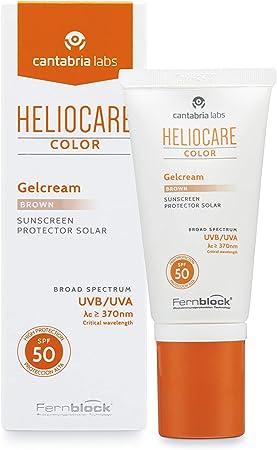 HELIOCARE - HELIOCARE GELCREMA BROWN 50ML