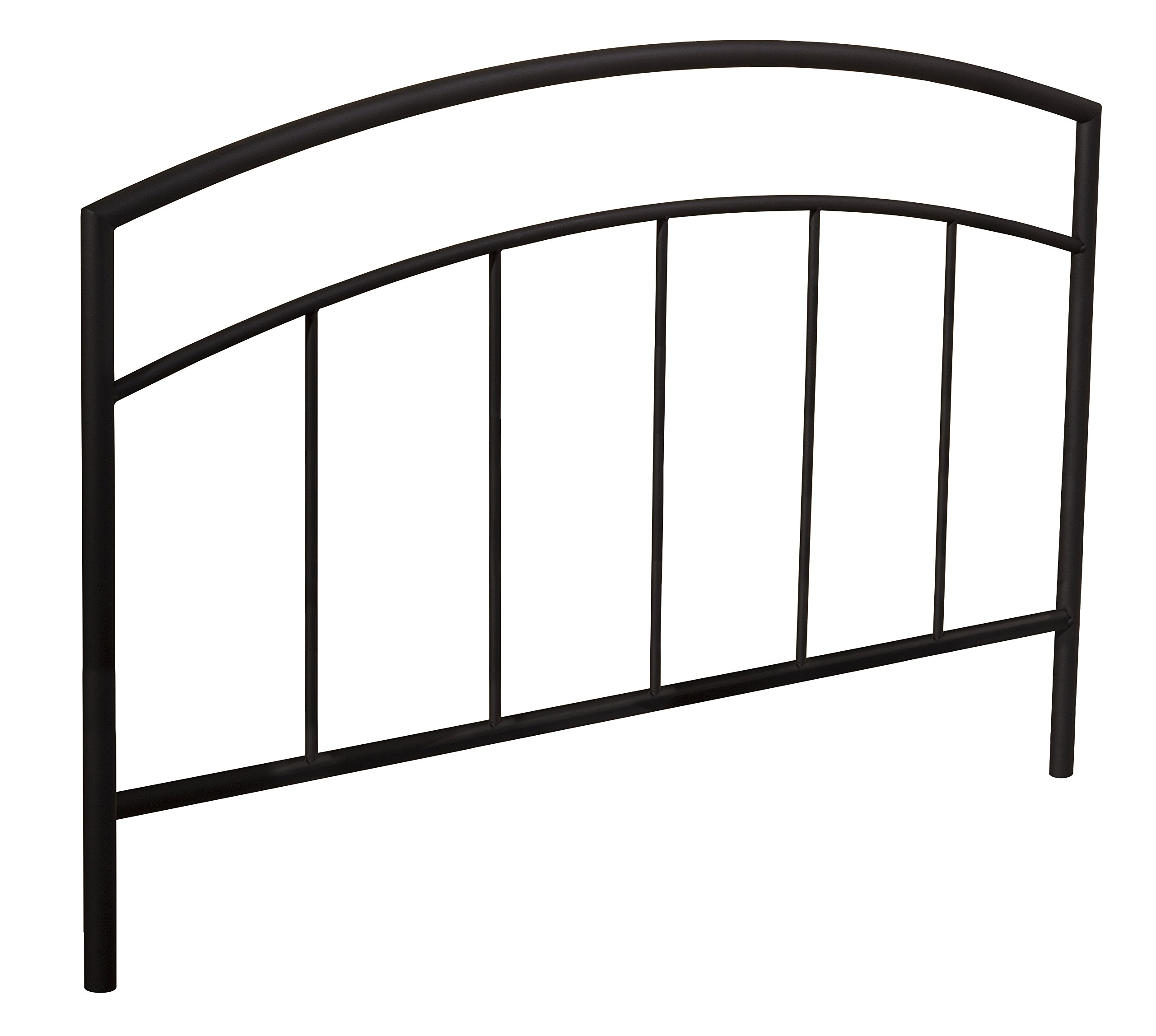 Hillsdale Furniture 1169-34 Hillsdale Julien Without Bed Frame Twin Headboard, Textured Black by Hillsdale Furniture