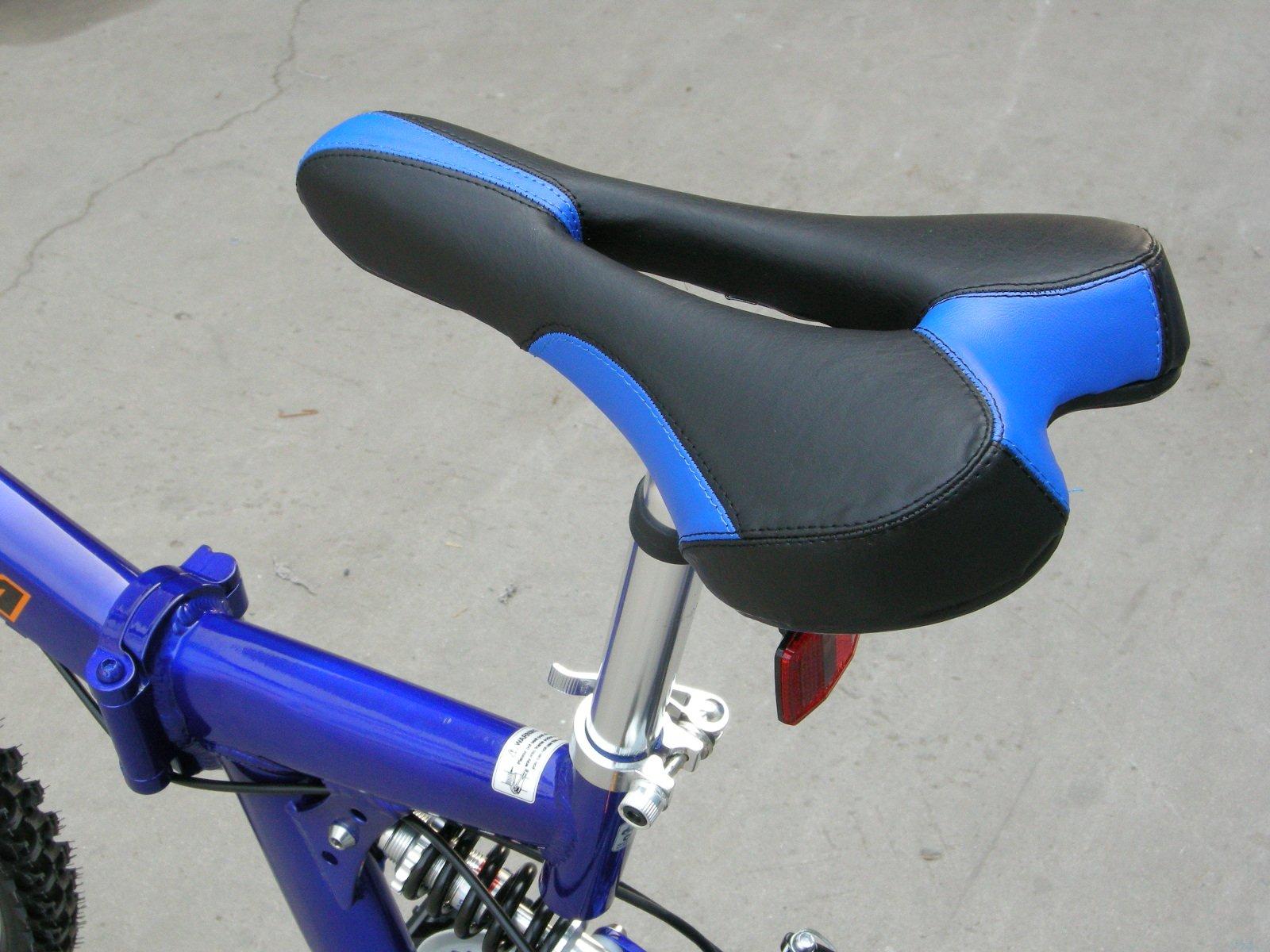 Columba 26'' Alloy Folding Bike w. Shimano Black (RJ26A_BLK)