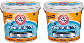 product image for Arm & Hammer Clear Balance Pool Maintenance Tablets (.2 PACK)