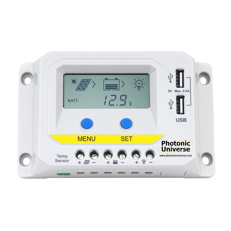 10a 12v 24v Solar Charge Controller Electronics Pwm 12v24v Automatic Art Of Circuits