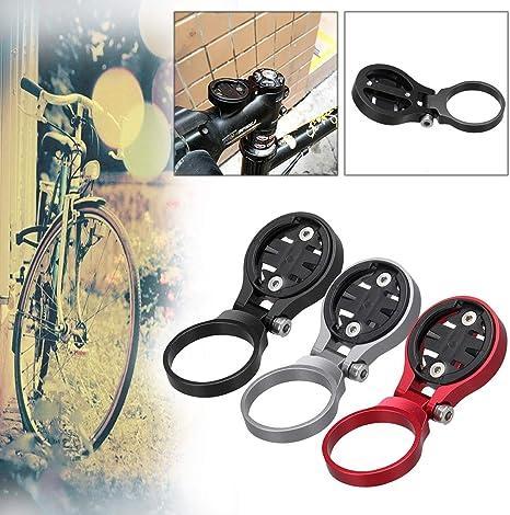 LMIAOM Vástago de Bicicletas GPS Bici de Monte Ordenador Extensión ...