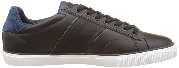 Amazon.com   Lacoste Fairlead 317 Mens Trainers Black - 8 UK   Fashion Sneakers