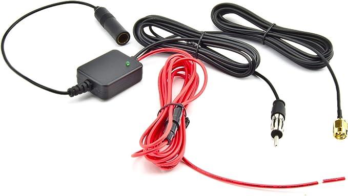 Dab Antennenadapter Splitter Verteiler Für Auto Kfz Elektronik