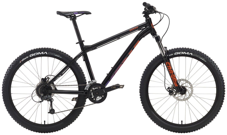 cde887cac98 Kona Shred Mountain Bike 2016 - Black , Small: Amazon.co.uk: Sports &  Outdoors