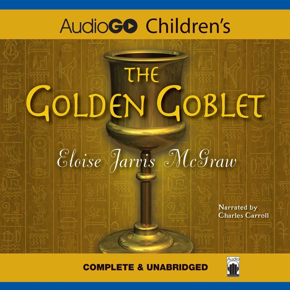 The Golden Goblet by Blackstone Audio, Inc. (Image #1)
