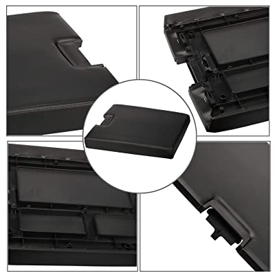 Lid Latch for Center Console Armrest Avalanche,Suburban,Sierra,Yukon,Escalade 2pc center console latch Fits for 07-14 Silverado Perfectly Replace OEM Part GMC 20864151,20864153,20864154,924-810