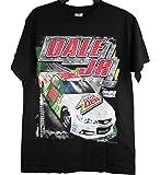 NASCAR Dale Earnhardt Jr #88 Diet Mtn Mountain Dew Adult T-Shirt