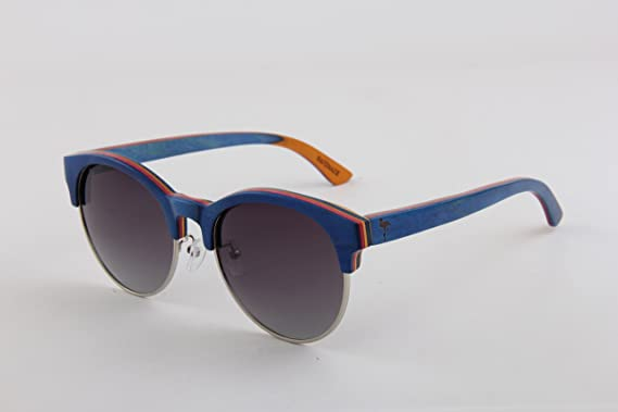 792453ec4a1 Image not available for. Color  Wood Sunglasses