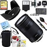 Tamron (AFB028N-700) 18-400mm f/3.5-5.6 Di II VC HLD All-In-One Zoom Lens for Nikon Mount + 64GB Ultimate Filter & Flash Photography Bundle (For Nikon)