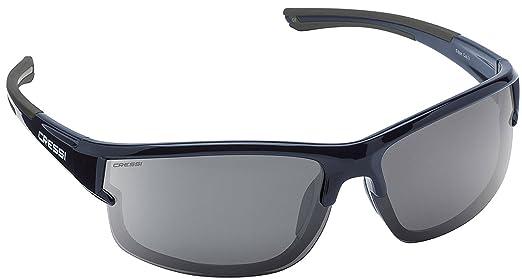 30 opinioni per Cressi Phantom Occhiale da Sole Uomo Polarizzato, Blu Navy/Lente Grigio Scuro
