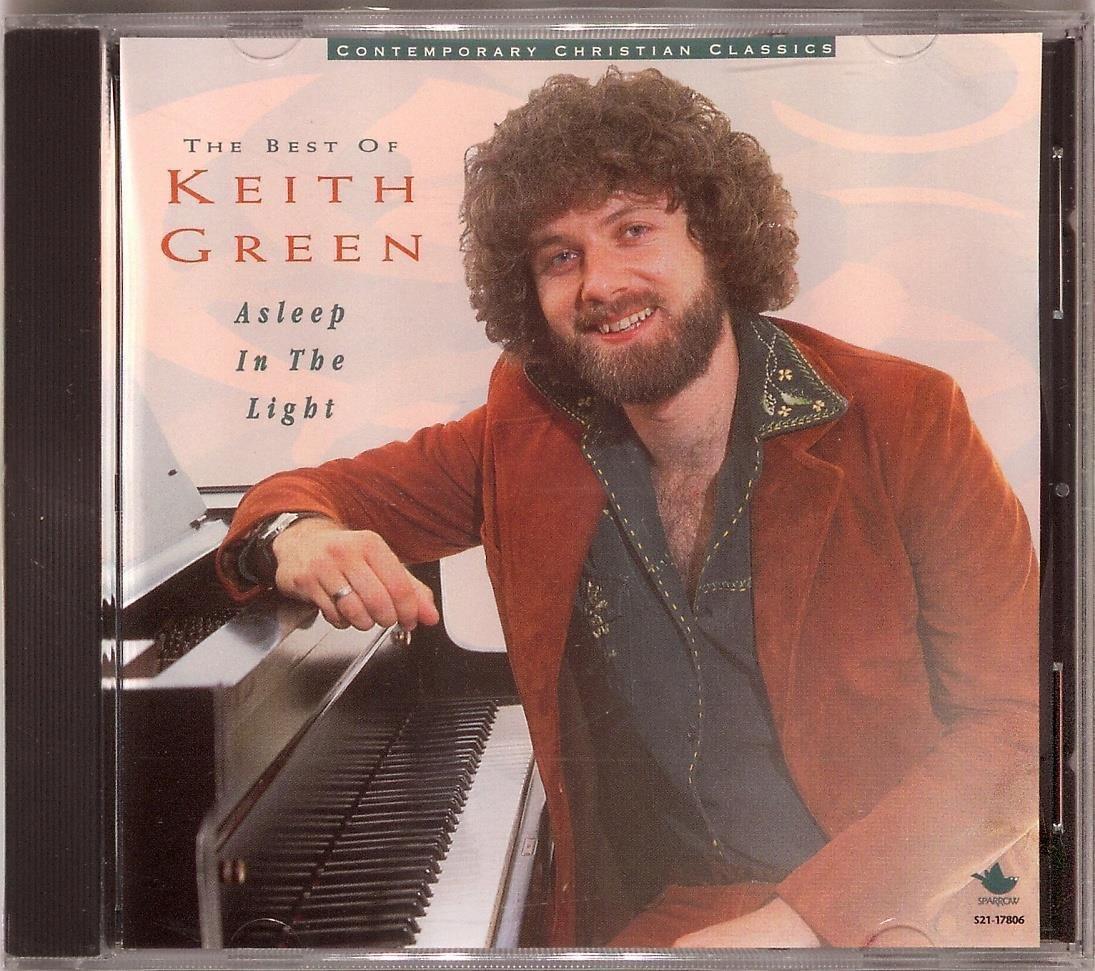 Green, Keith - Asleep in the Light - Amazon.com Music