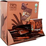 NibMor Daily Dose of 72% Dark Chocolate, 0.35 Ounce (Pack of 60)