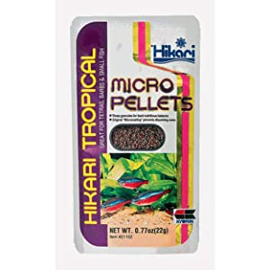 Hikari Tropical Semi-Floating Micro Pellets