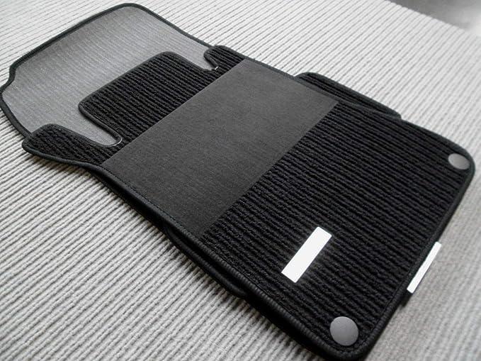 Lagerware Rips Fußmatten Für Mercedes Benz W203 S203 C Klasse Automatten In Original Qualität Auto