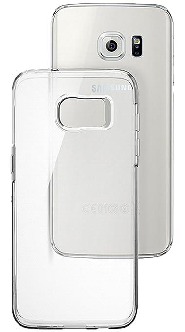 9 opinioni per COVERbasics SOFTCASE per Samsung Galaxy S7 Flat SM-G930 con Bordo Anteriore