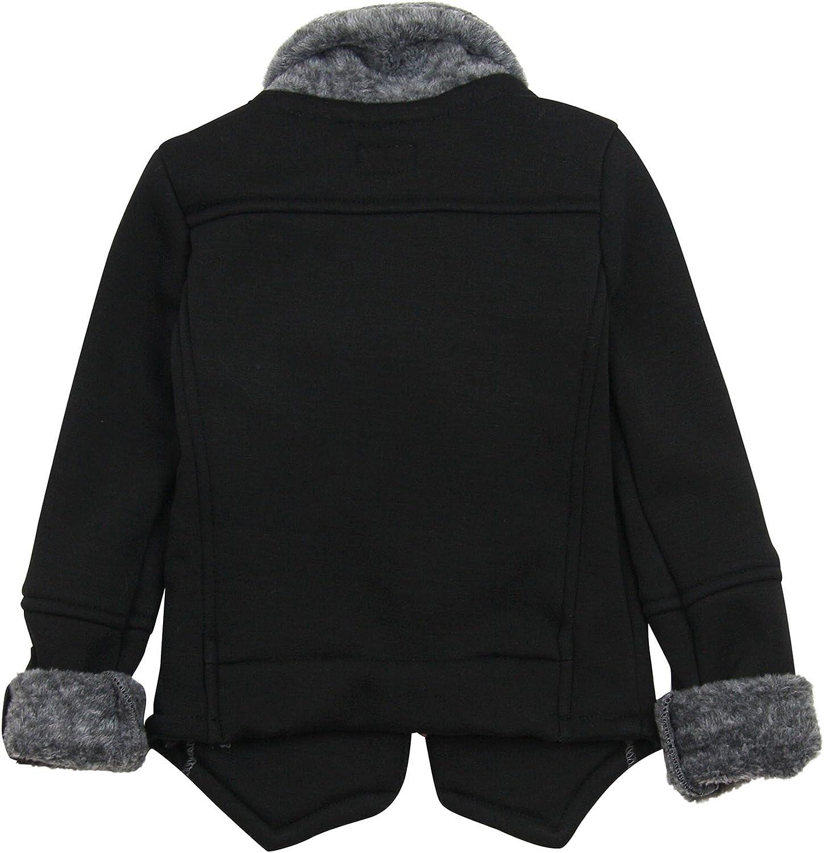 Sizes 4-16 no!no NONO Girls Sweatshirt Jacket