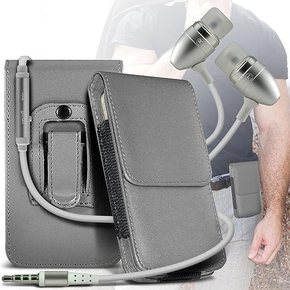 Fone-Case Kodak ektra vertical piel sintética cinturón teléfono ...