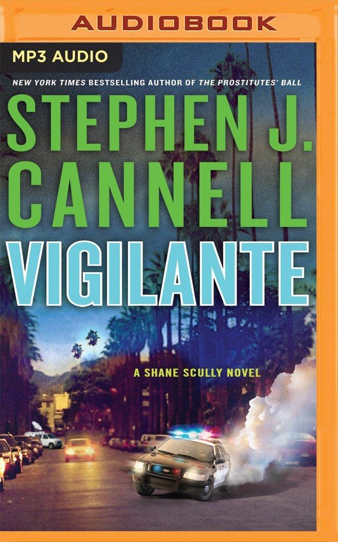 Read Online Vigilante (Shane Scully Series) pdf