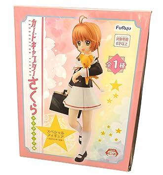 Card Captor Sakura Clear Card Special Figure Tomoeda Junior High school uniform