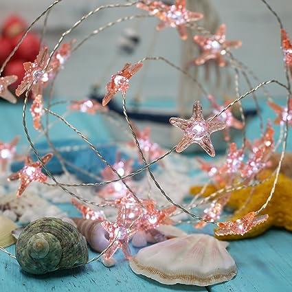 Amazoncom Decorative Lights Ocean LED String Lights Ornament - Kids bedroom fairy lights