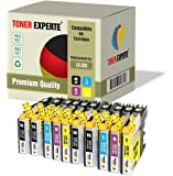 Pack 10 XL TONER EXPERTE® Compatibles LC223 Cartouches d'encre pour Brother DCP-J4120DW, MFC-J4420DW, MFC-J4425DW, MFC-J4620DW, MFC-J4625DW, MFC-J5320DW, MFC-J5620DW, MFC-J5625DW, MFC-J5720DW