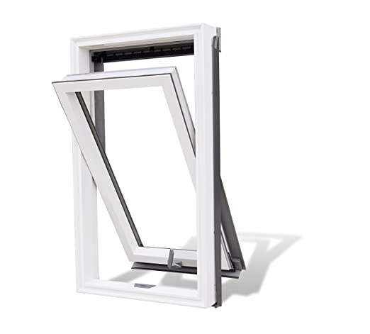 Schwingfenster detail  Aktion! Dachfenster Rooflite Duro 55x78 Schwingfenster aus ...