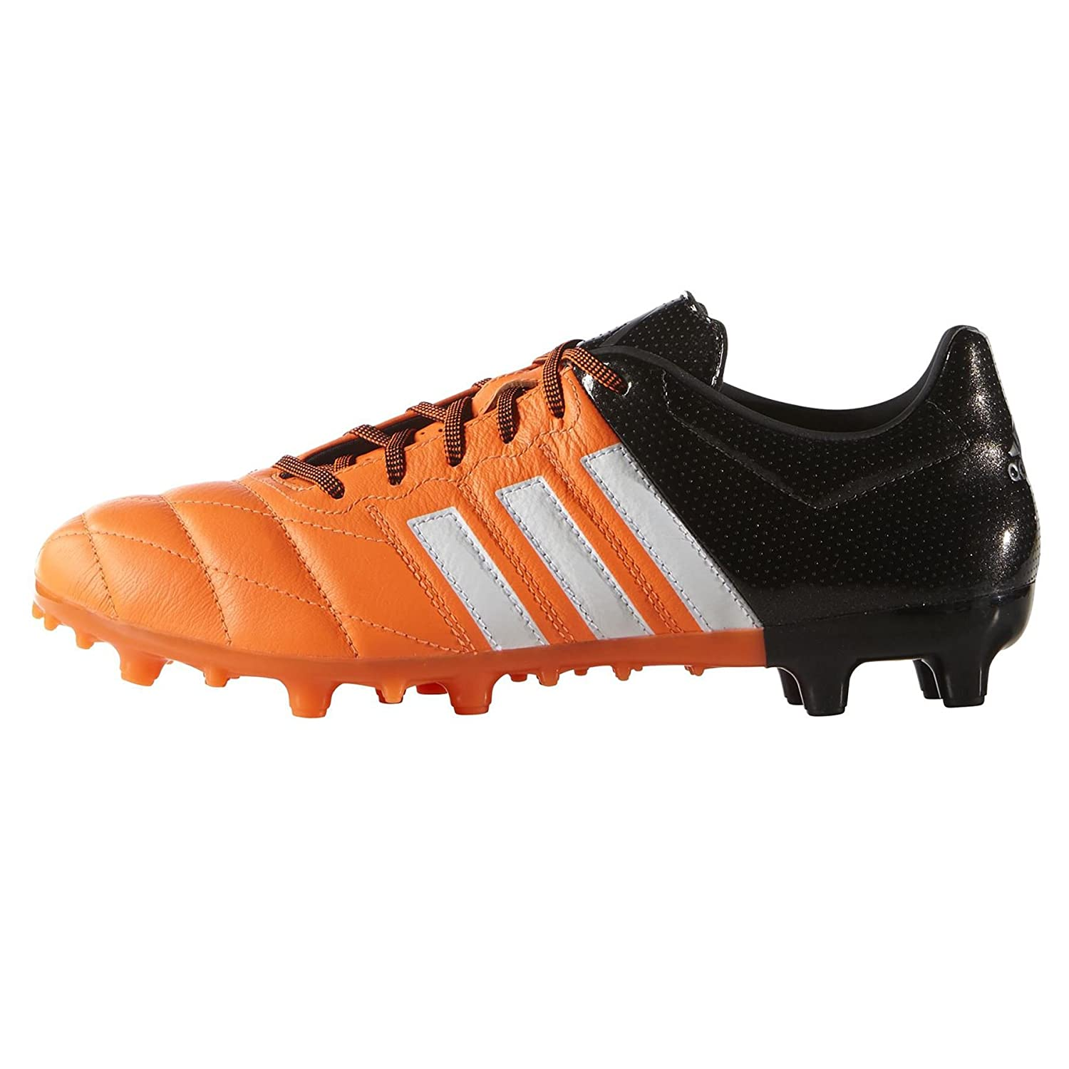 d314a0275 adidas Men s s Ace 15.3 Fg ag Leather Football Boots  Amazon.co.uk  Shoes    Bags