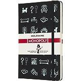 モレスキン ノート モノポリー 限定版 ノートブックバー ルールド(横罫) ラージ LEMOQP060