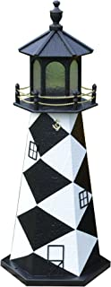 product image for 4 Ft Deluxe LighthousesReplicated USA Lighthouses - Cape Lookout, NC