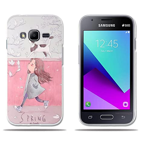fubaoda Funda Samsung Galaxy J1 Mini Prime,Carcasa ...