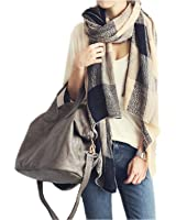 Aircee (TM) Unisex Autumn Winter Soft Wrap Shawl Blanket Assorted Colors Scarf