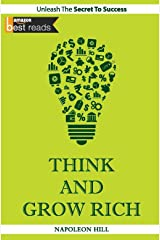 Think and Grow Rich Best Book for Business Development Paperback